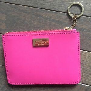 Kate Spade ID keychain